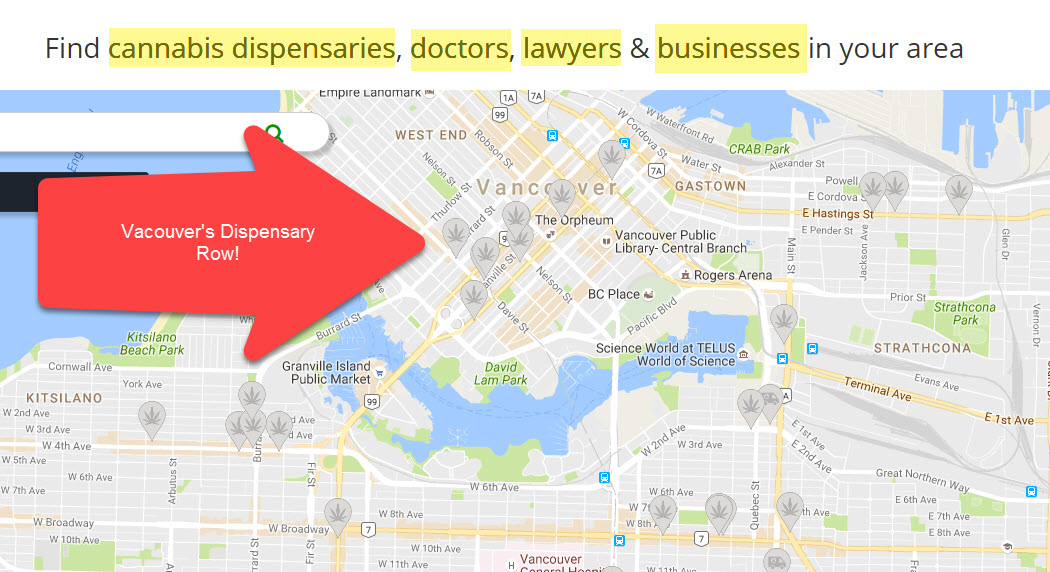 Vancouver Dispensaries Near Me Yes Please