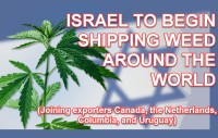 Israel Will Start Shipping Cannabis Around The World