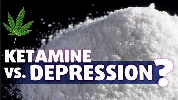 Why Are Doctors Are Prescribing Ketamine For Depression?