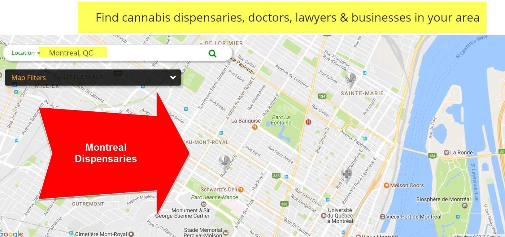 Montreal Dispensaries Have A Flavorful Amount Of Cannabis