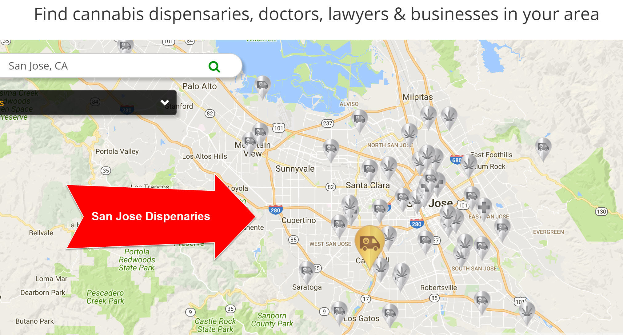 Dispensaries In San Jose Serve High Tech Patients From Silicon Valley