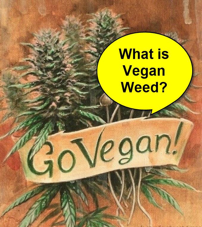 What Is Vegan Weed?