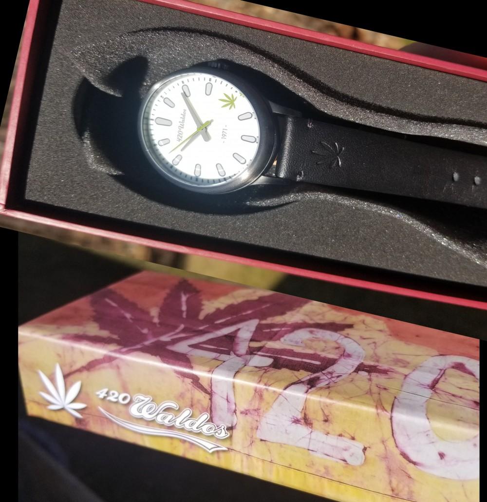 420 waldos watch case