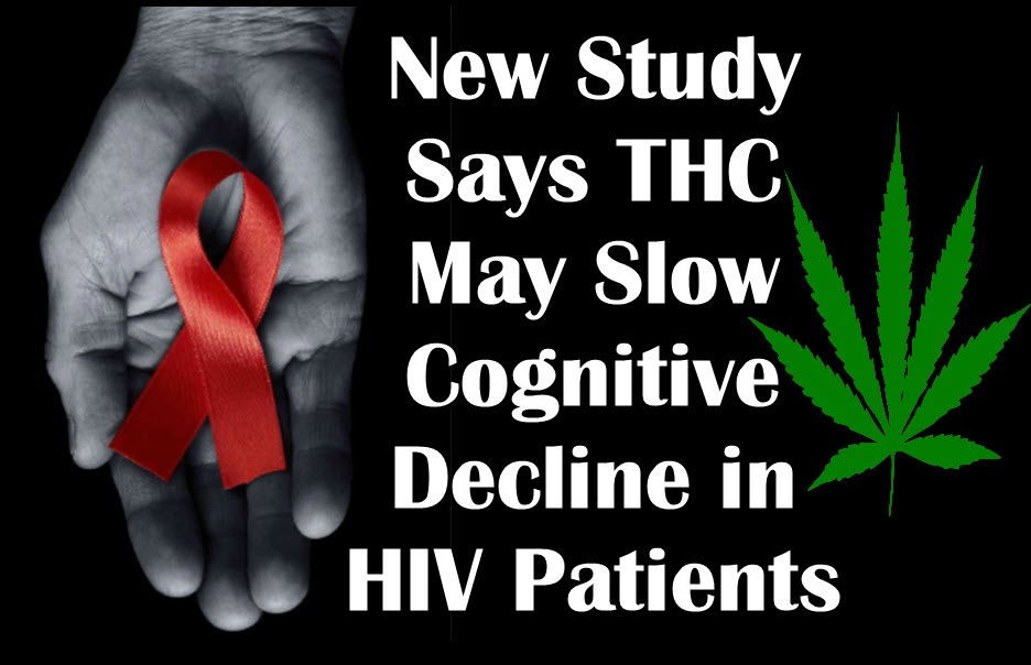 thc and aids hiv patients