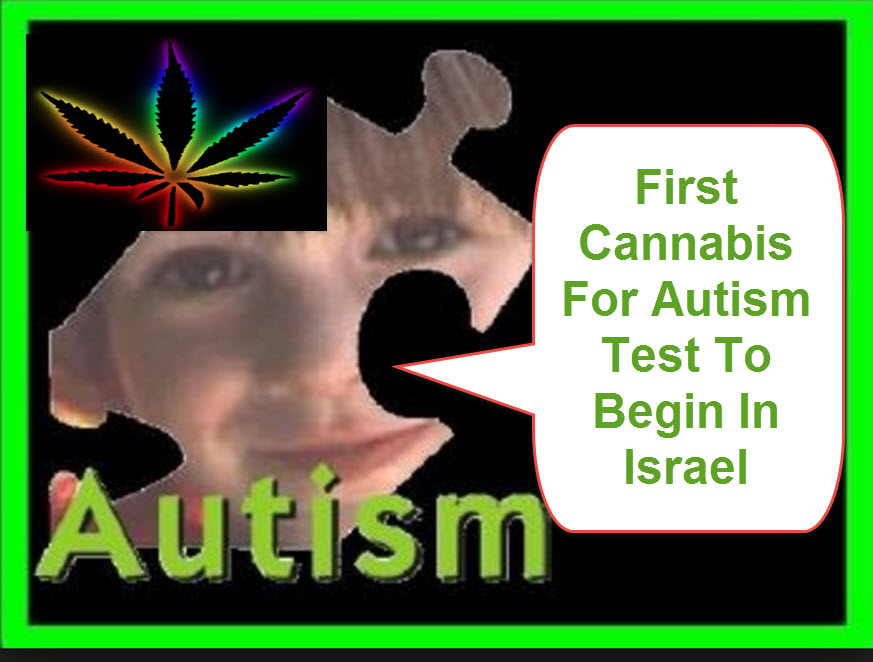 ISAEL AUTISM CANNABIS STUDY