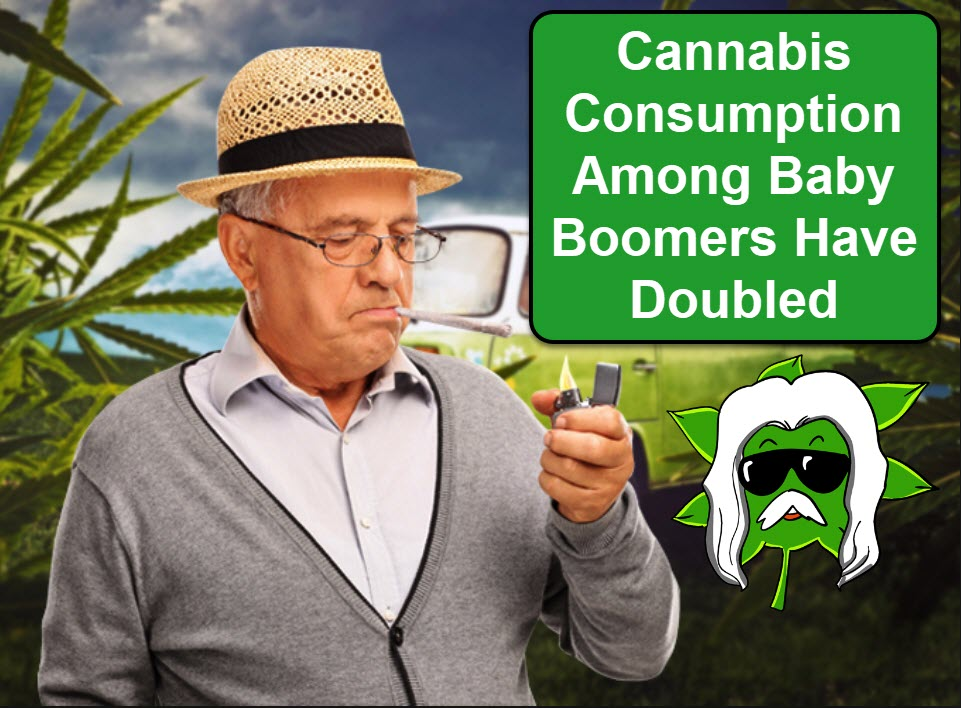 CANNABIS AND BABY BOOMERS