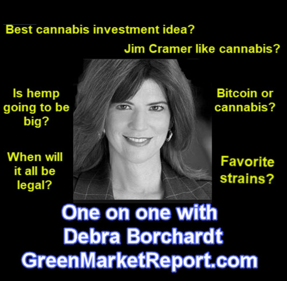 BITCOIN OR CANNABIS INVESTING