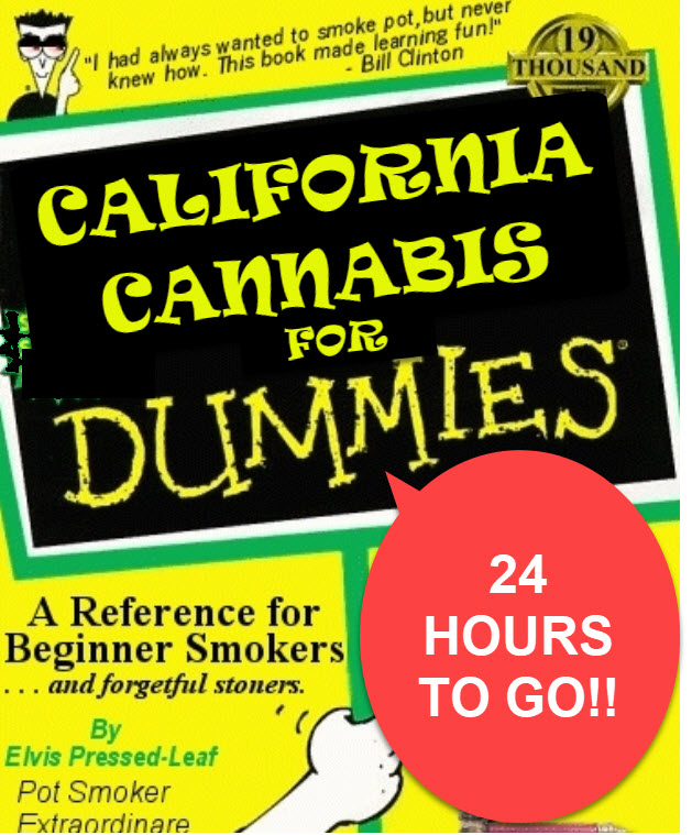 CALIFORNIA CANNABIS DUMMIES GUIDE