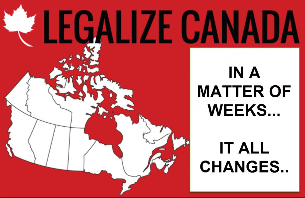 CANADA RECREATIONAL MARIJUANA LAWS