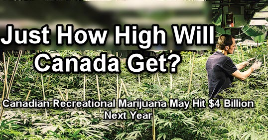 HOW HIGH WILL CANADA GET