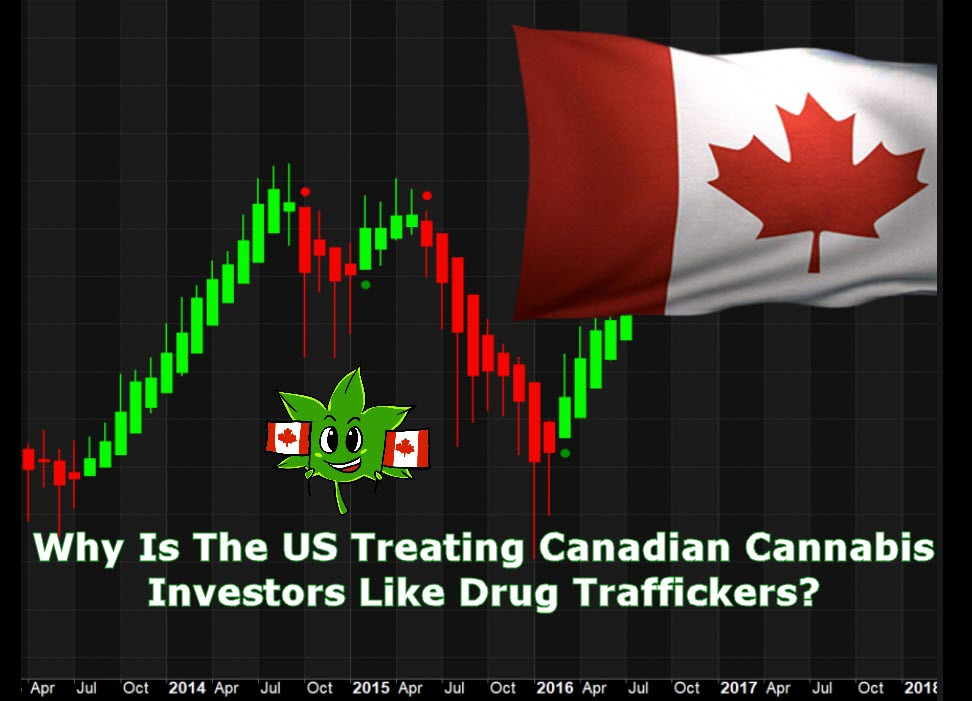 Use Your Credit Card to Buy Weed in Canada? Get Banned For Life From the USA