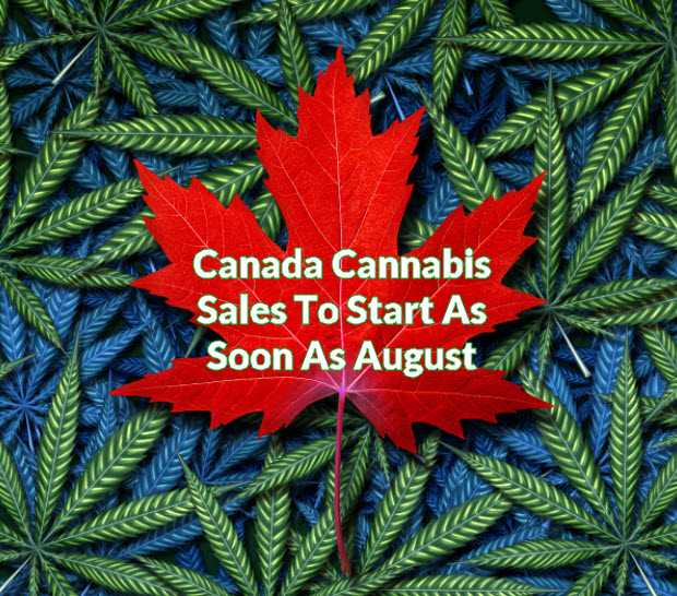 CANADIAN CANNABIS SALES