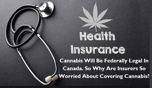 Canadian Health Insurance on Cannabis