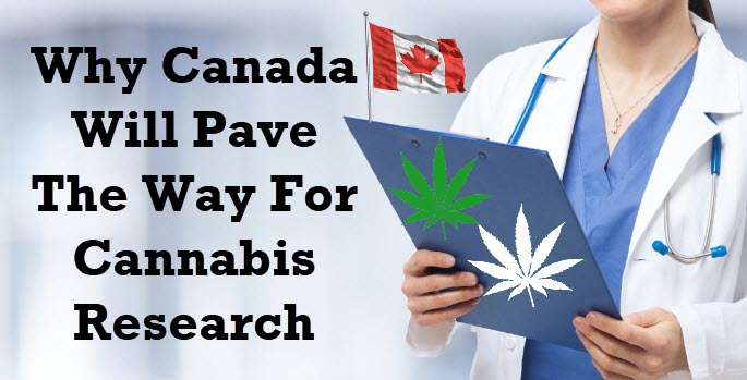 CANNABIS RESEARCH IN CANADA