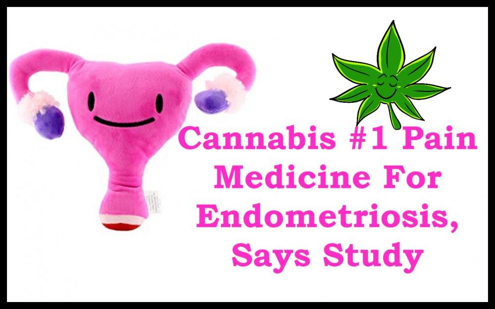 CANNABIS FOR ENDOMETRIOSIS PAIN