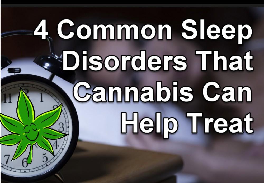 MARIJUANA FOR SLEEP DISORDERS