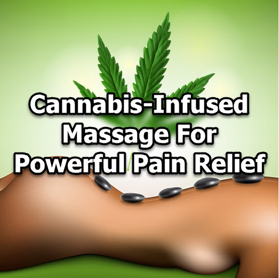 CANNABIS MASSAGE OPTIONS