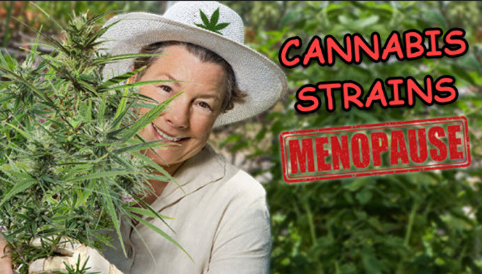 strains to menopause
