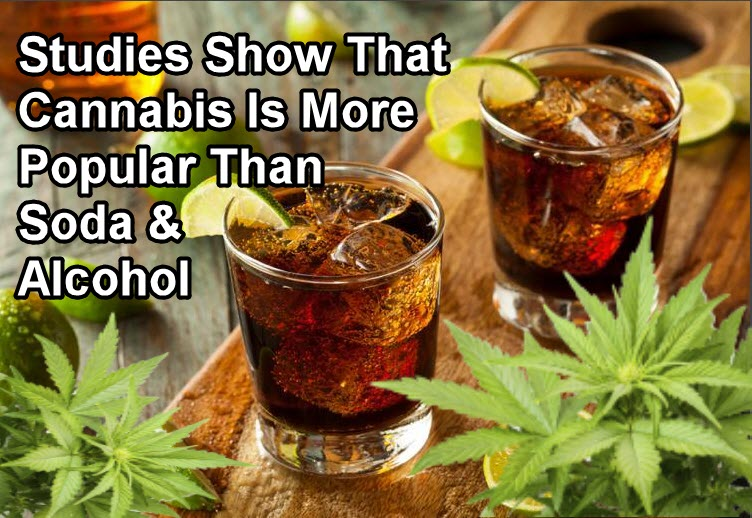 CANNABIS BETTER THAN SODA