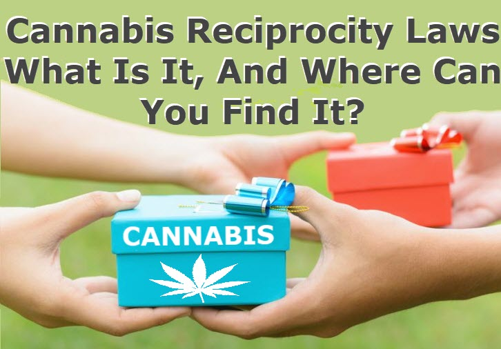 CANNABIS RECIPROCITY