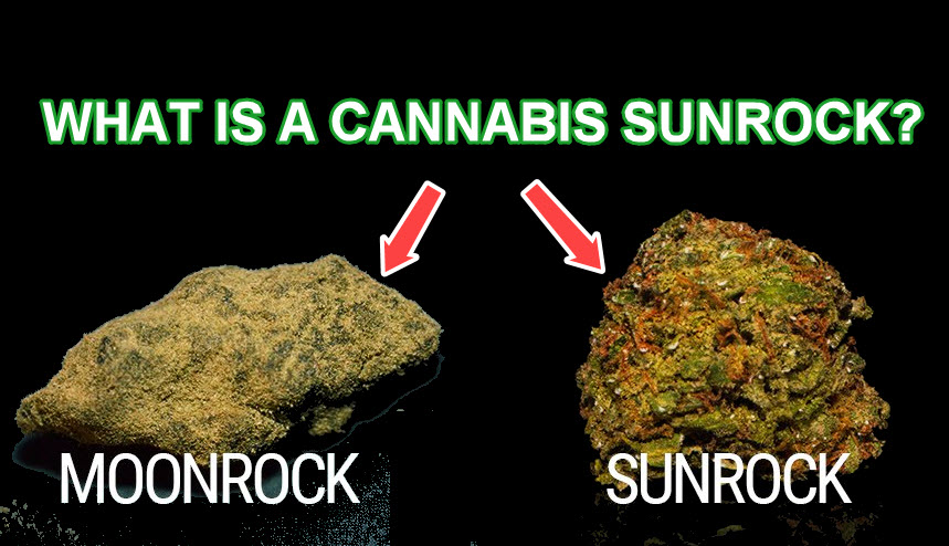 CANNABISSUNROCK - What is the Difference Between Sun Rocks and Moon Rocks?
