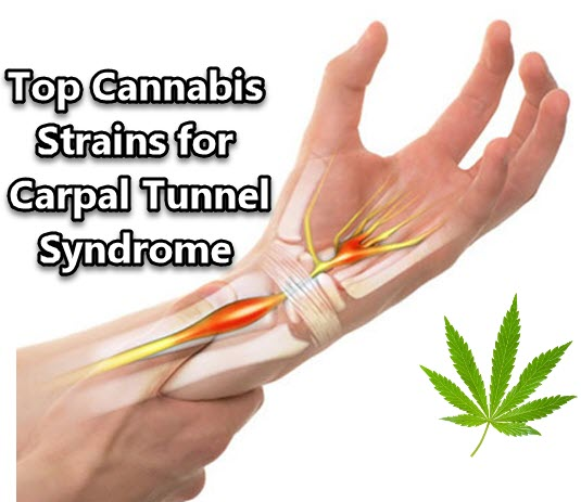 TOP STRAINS FOR CARPAL TUNNEL