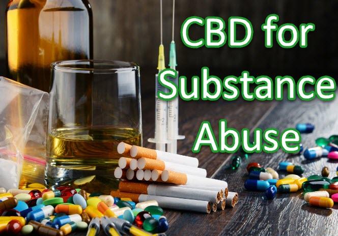 CBD FOR SUBSTANCE ABUSE