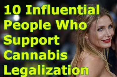 FAMOUS PEOPLE WHO LIKE WEED