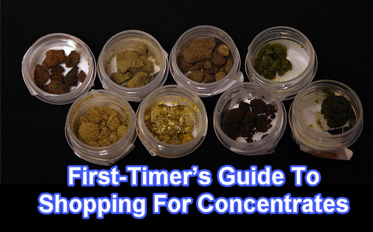 CONCENTRATES BUYING GUIDE