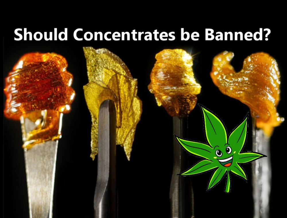 SHOULD WE BAN CONCENTRATES