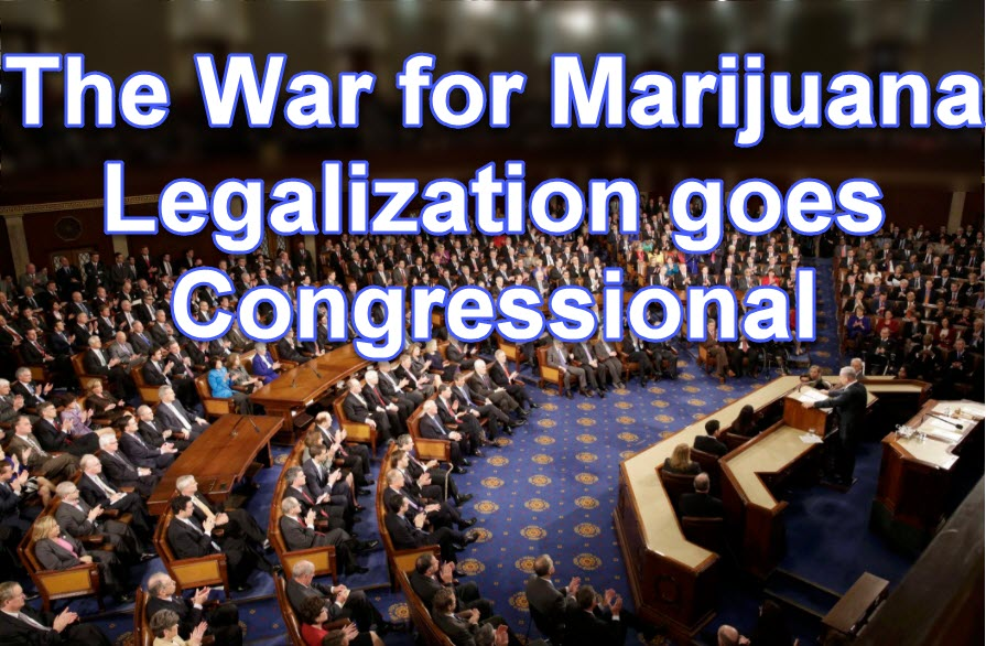 CONGRESS MARIJUANA LAWS