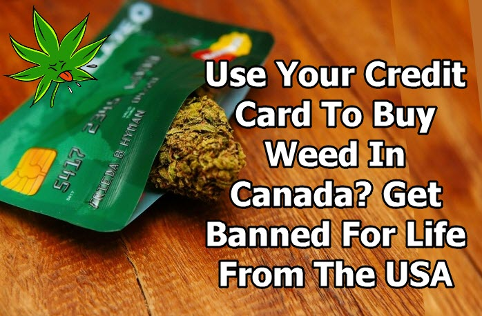 CREDIT CARD FOR CANNABIS IN CANADA