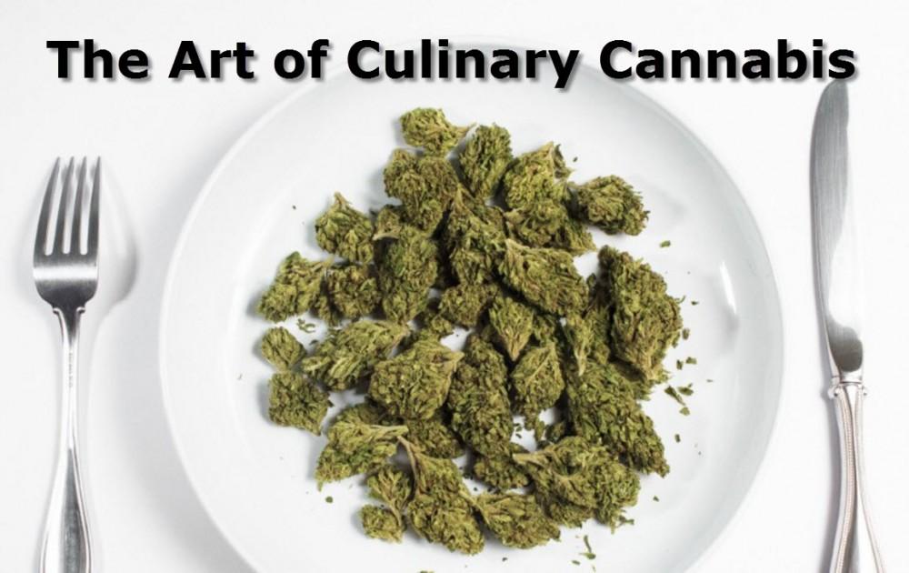CULINARY ARTS CANNABIS