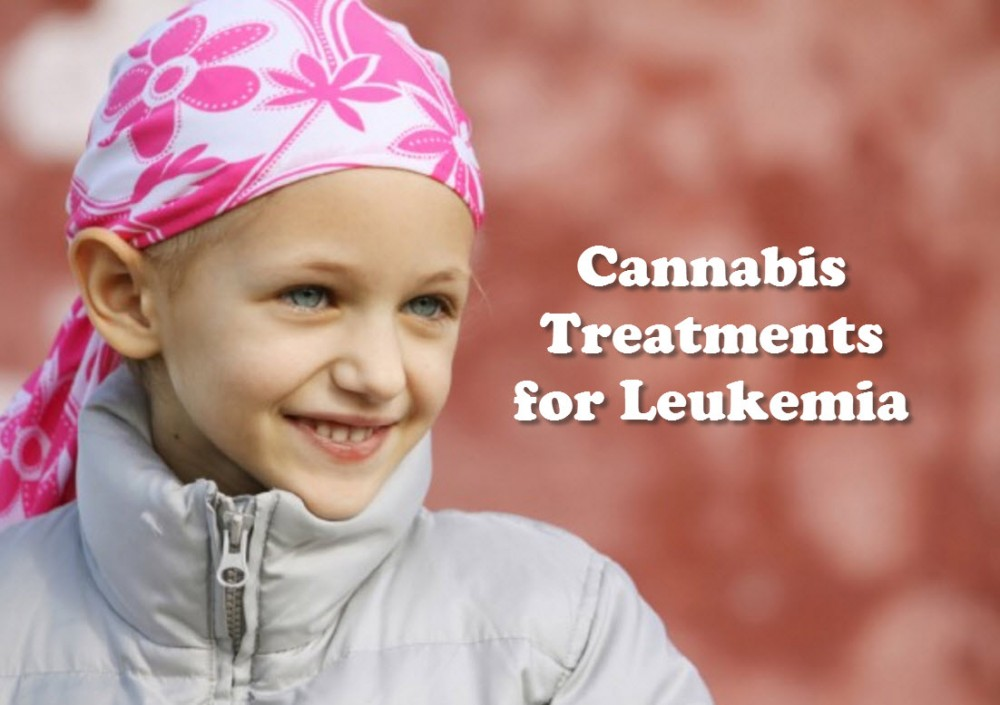 CANNABIS TREATMENTS FOR LEUKEMIA