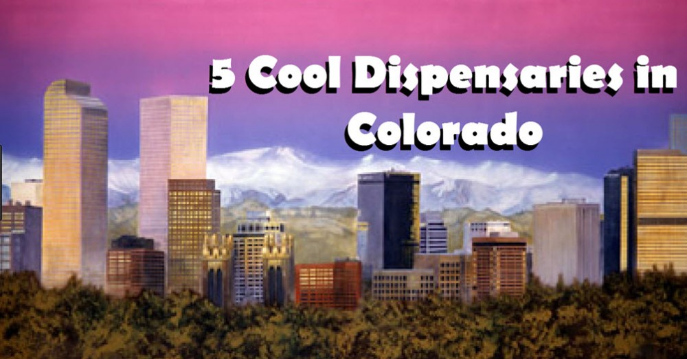DENVER DISPENSARIES DEALS