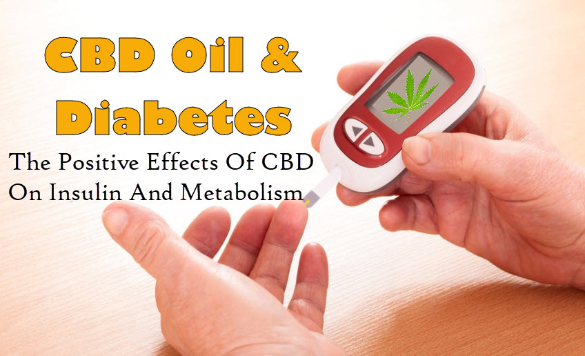 CBD AND DIABETES AND INSULIN