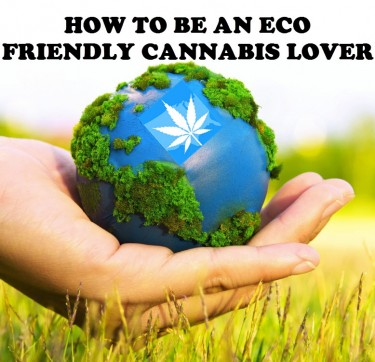 ECOFRIENDLY CANNABIS TIPS
