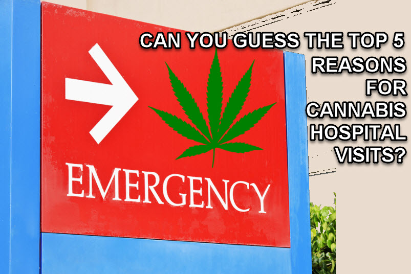 EMERGENCY ROOM CANNABIS VISITS