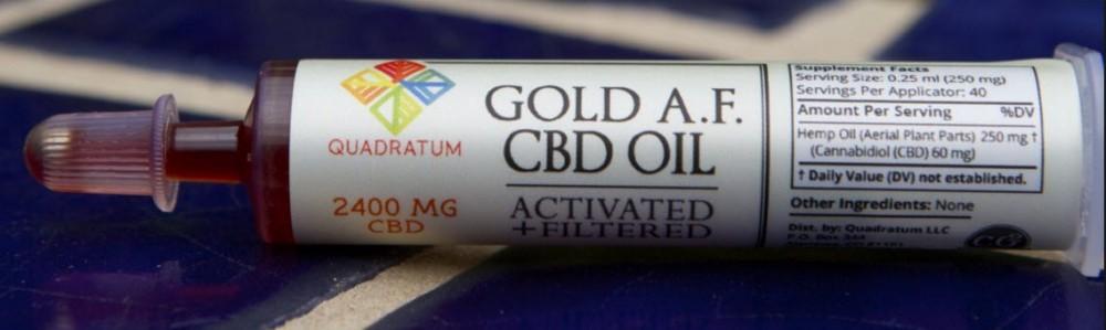GOLD AF OIL
