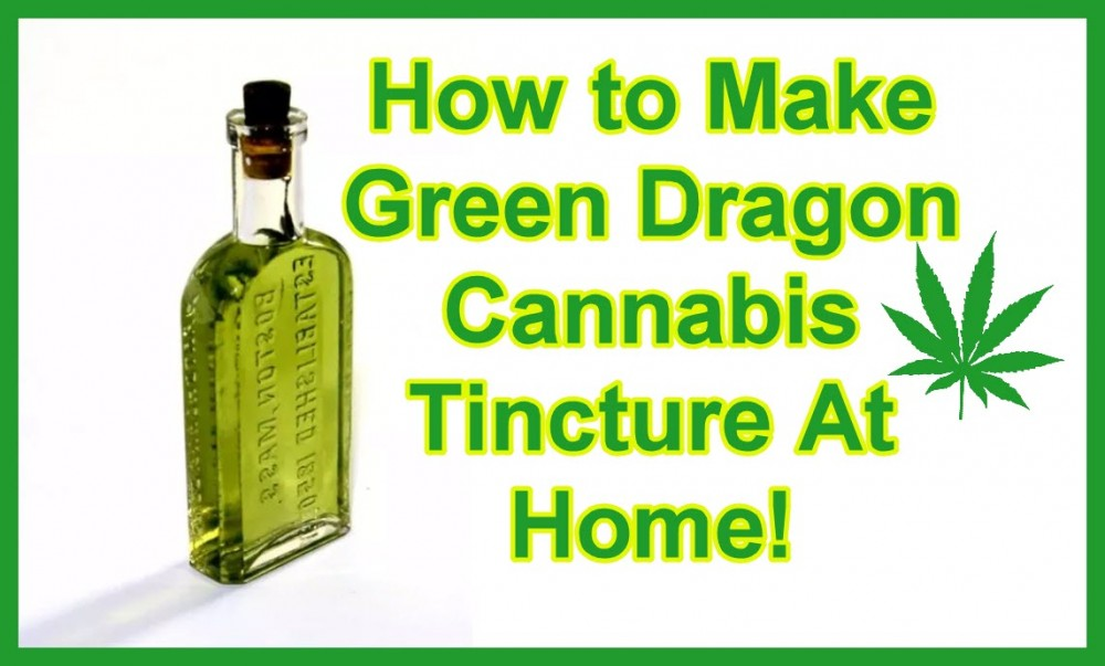 GREEN DRAGON TINCTURES