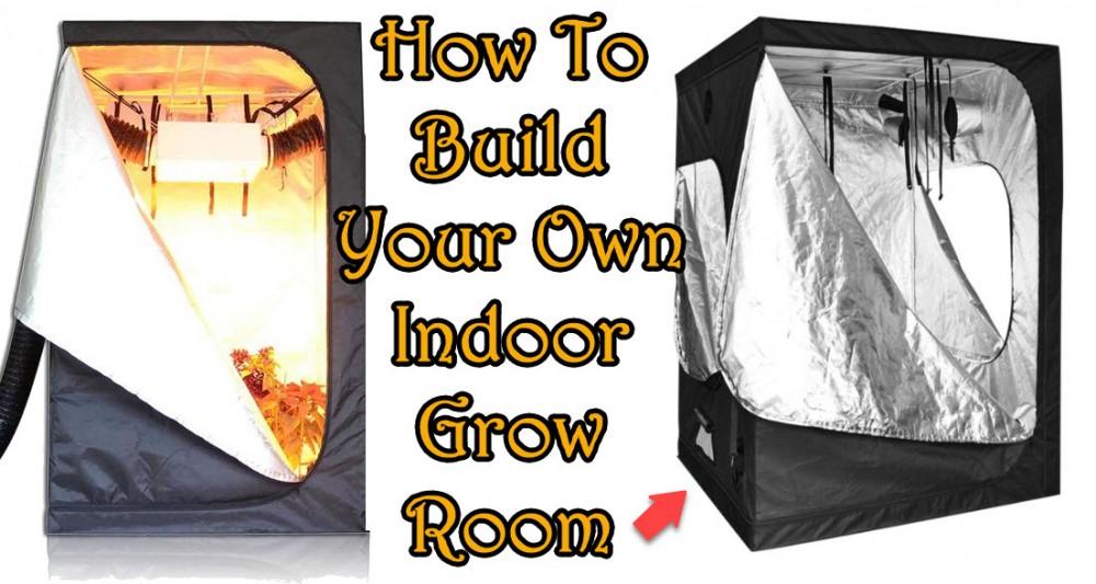 MARIJUANA GROW ROOMS