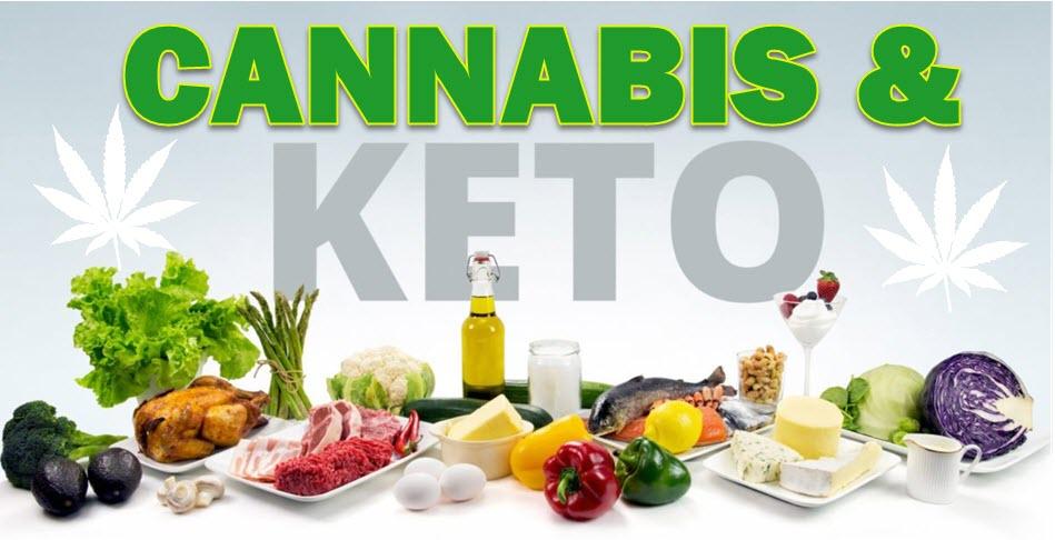 CANNABIS AND KETO HIGH FAT DIET