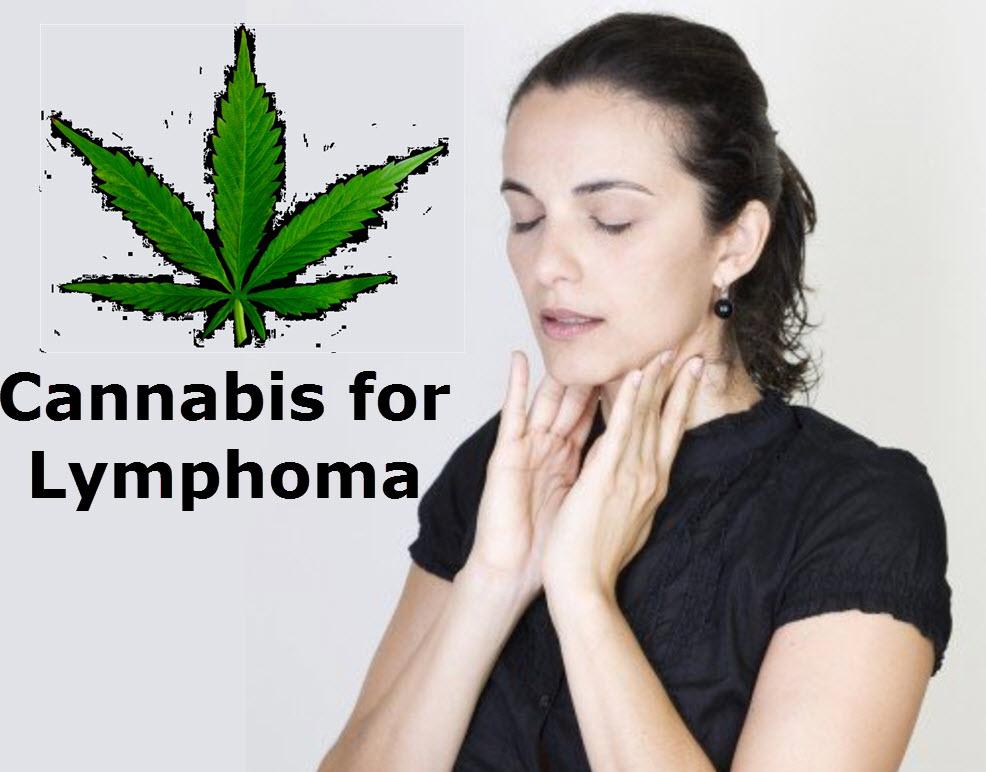 CANNABIS FOR LYMPHOMA