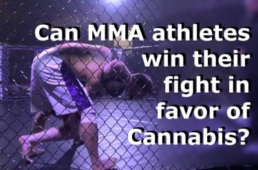 MMA AND MARIJUANA USE