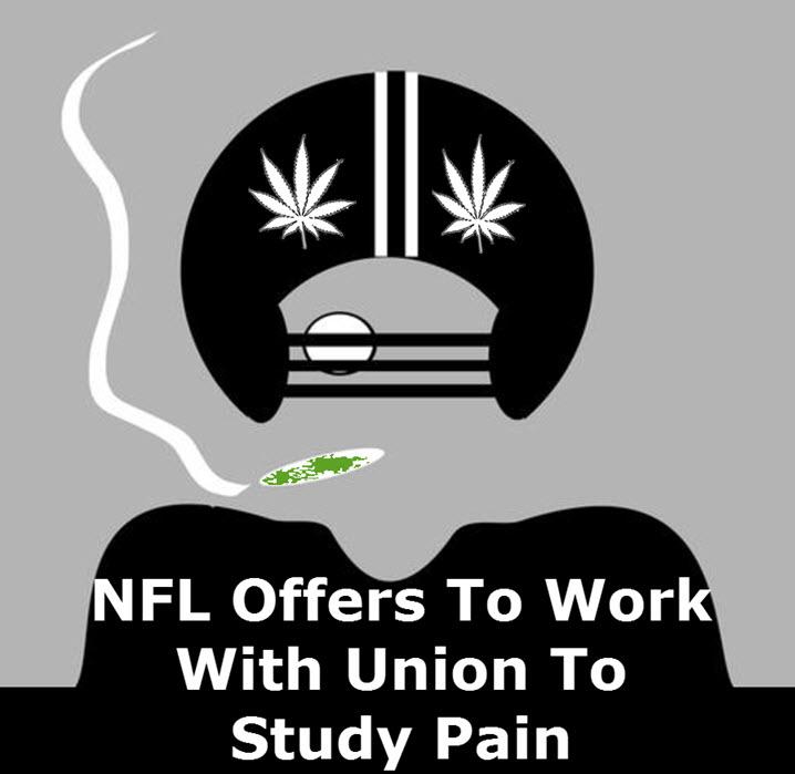 NFL ON CANNABIS PAIN MANAGEMENT