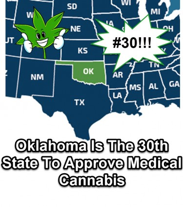 OKLAHOMA CANNABIS PROGRAM
