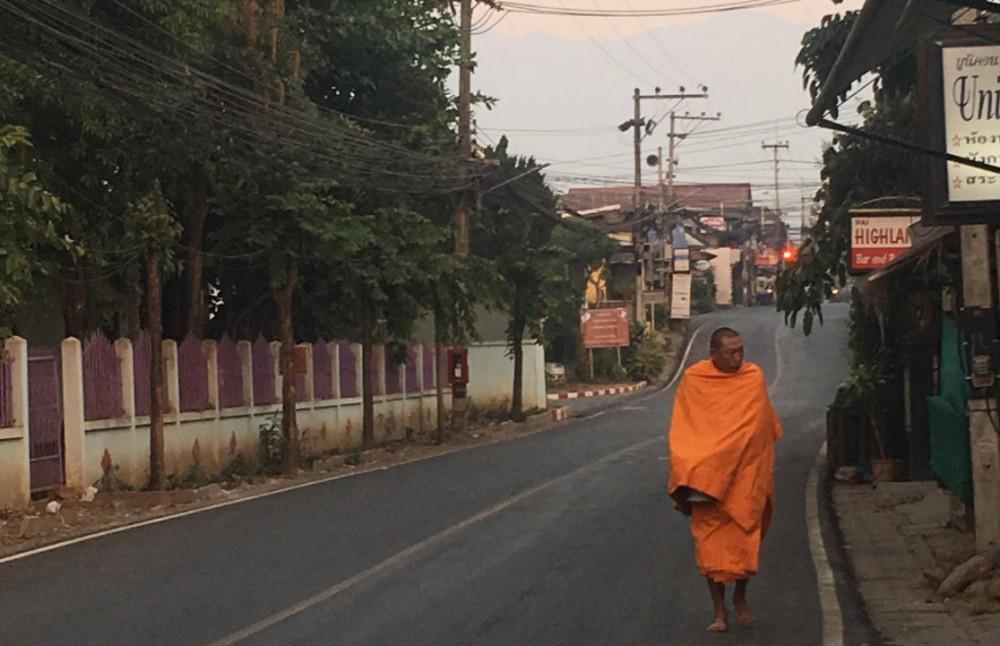 PAI THAILAND STREET