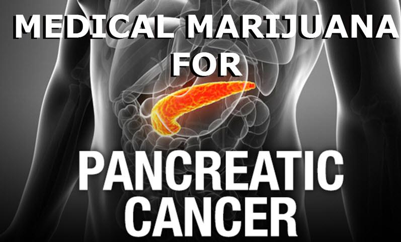 PANCREATIC CANCER AND MARIJUANA