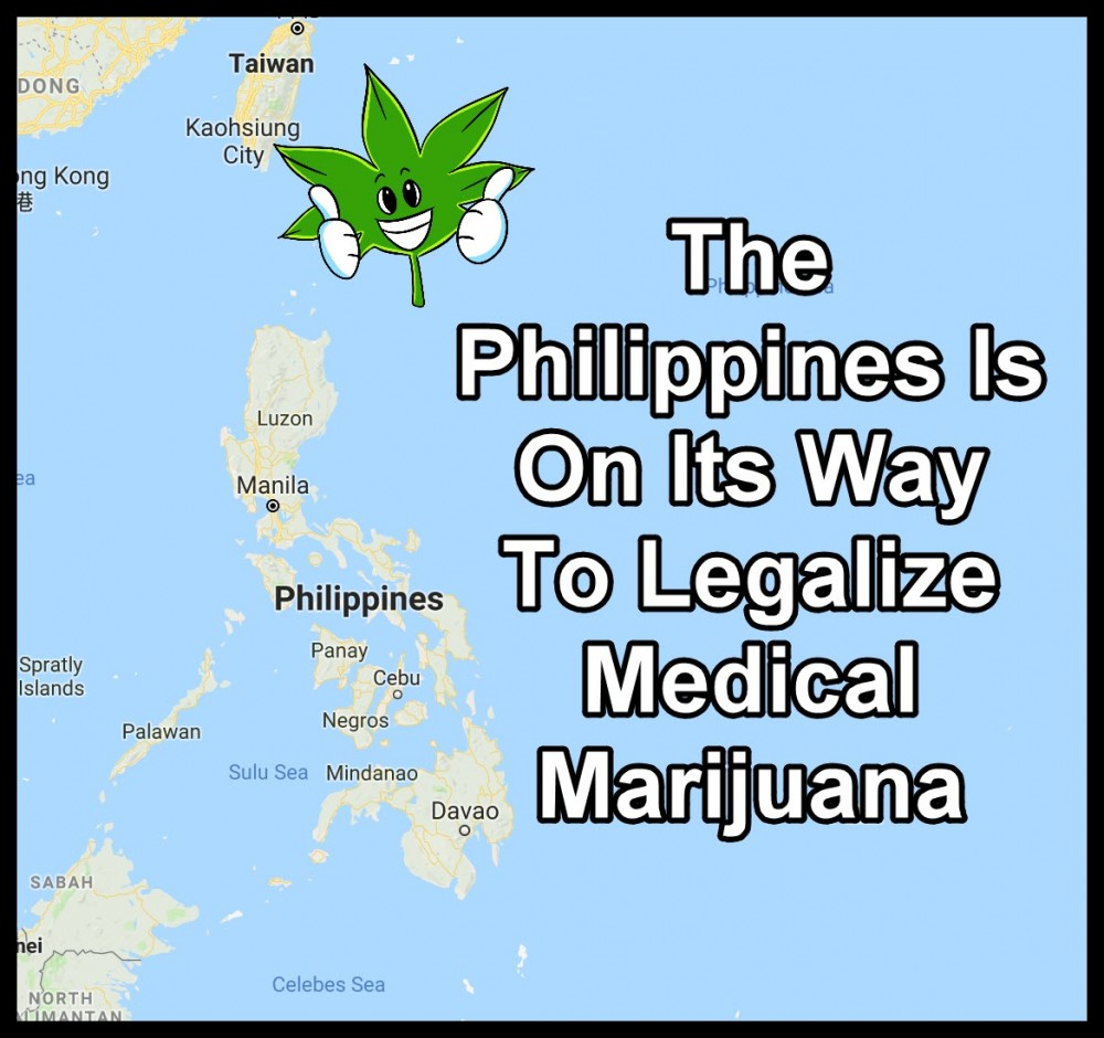 PHILIPPINES TO LEGALIZE MARIJUANA