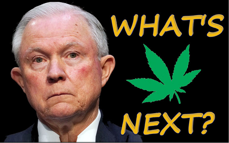 JEFF SESSIONS ON MARIJUANA